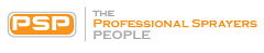 Professional Sprayer People Logo
